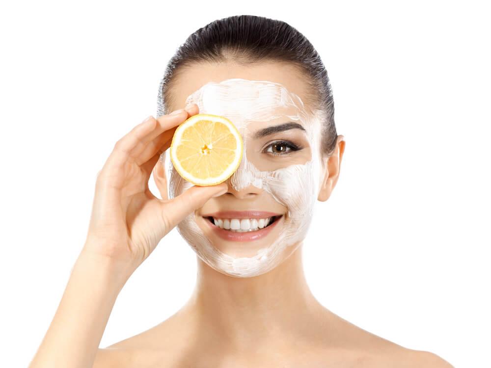 Rekomendasi Masker Lemon