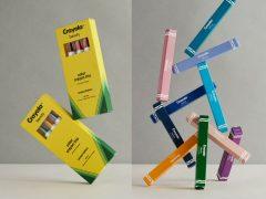 Lini Kosmetik Crayola