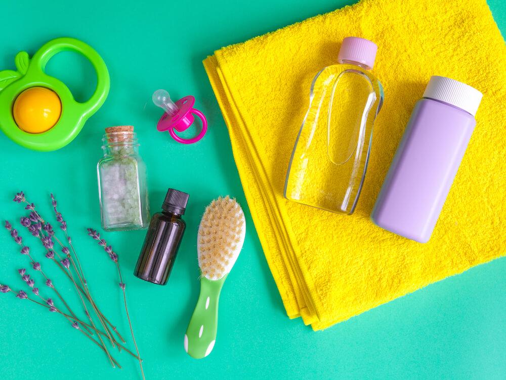 5 Tips Memanfaatkan Produk Bayi untuk Kecantikan