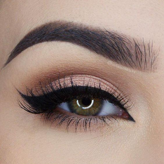 Jenis Tampilan Eyeshadow