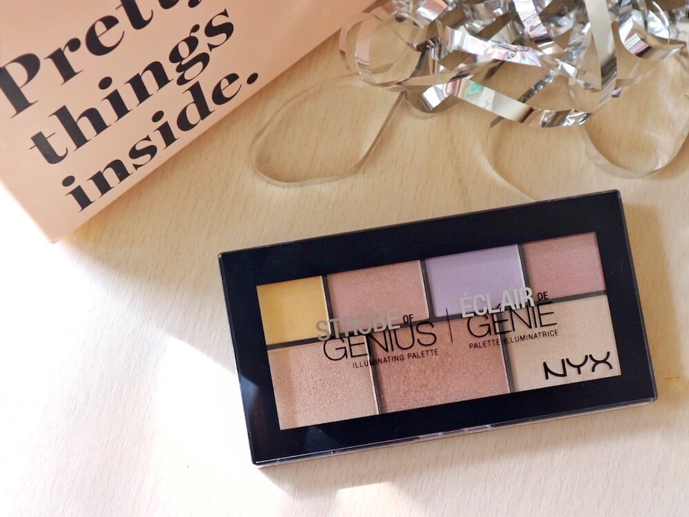 Rekomendasi Highlighter dari NYX