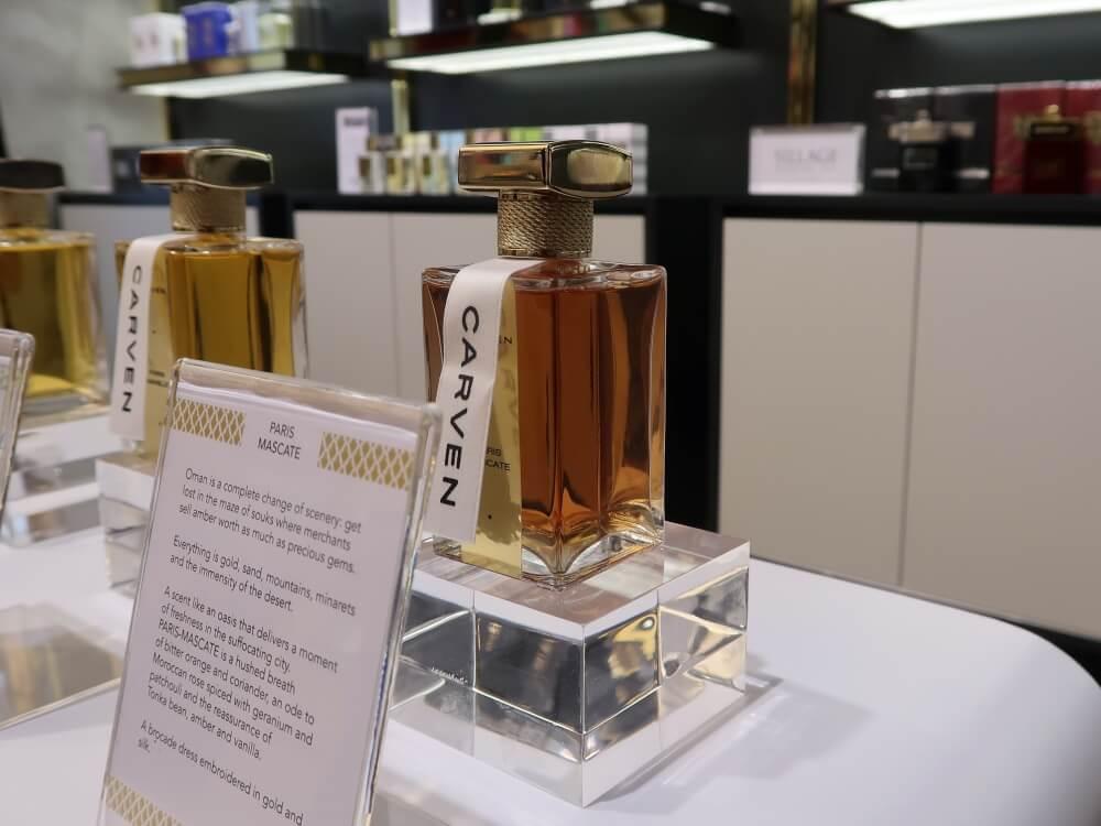 carven parfum
