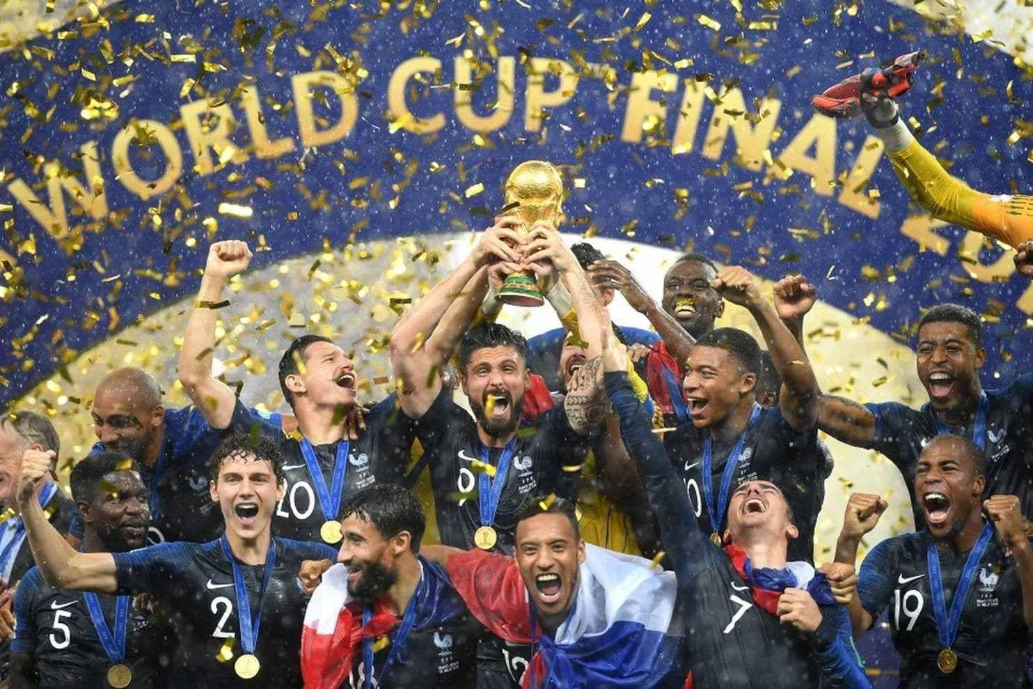 Final Piala Dunia 2018