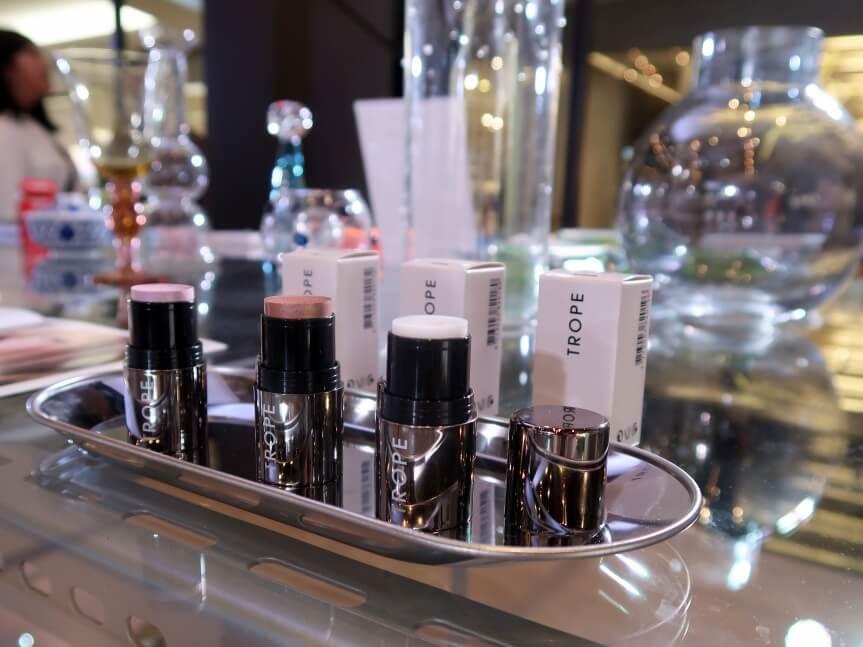 TROPE Cosmetics Pop-up Store