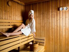 Rutin Melakukan Sauna