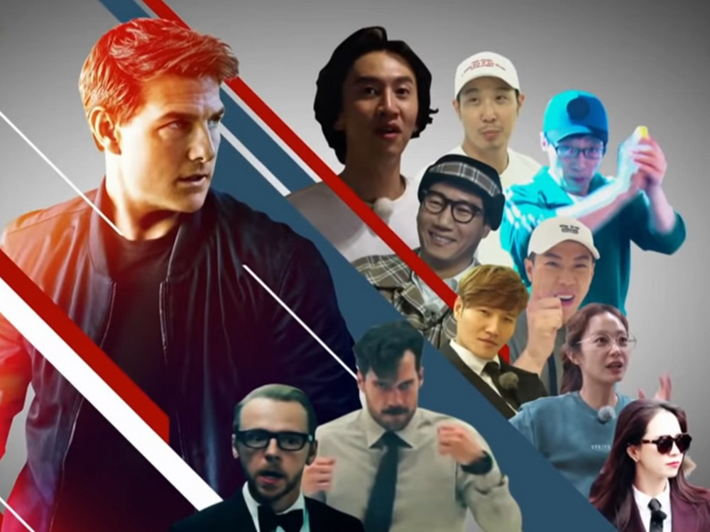 Running Man vs Mission Impossible