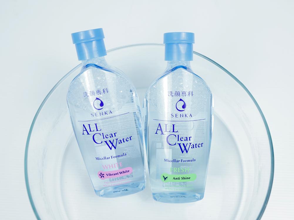 Senka All Clear Water