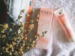 Pond's Insta Bright Tone Up Milk Cream