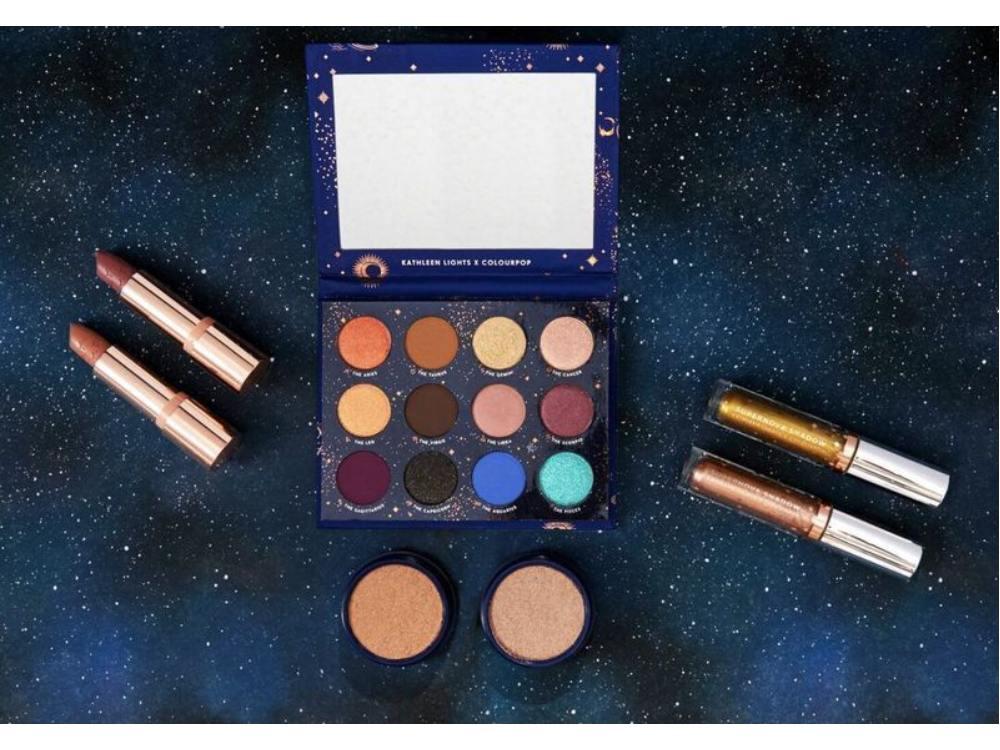 KatleenLights X Colorpop Rilis Zodiac Collection