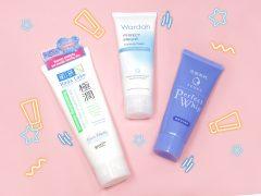 Face Wash drugstore untuk kulit kering