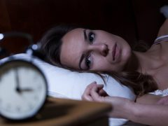 Post Workout Insomnia