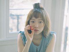 Gaya Rambut Lee Sung Kyung