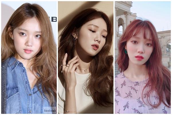 Ragam Gaya Rambut Lee Sung Kyung yang Bisa Menginspirasi 38e78c9219