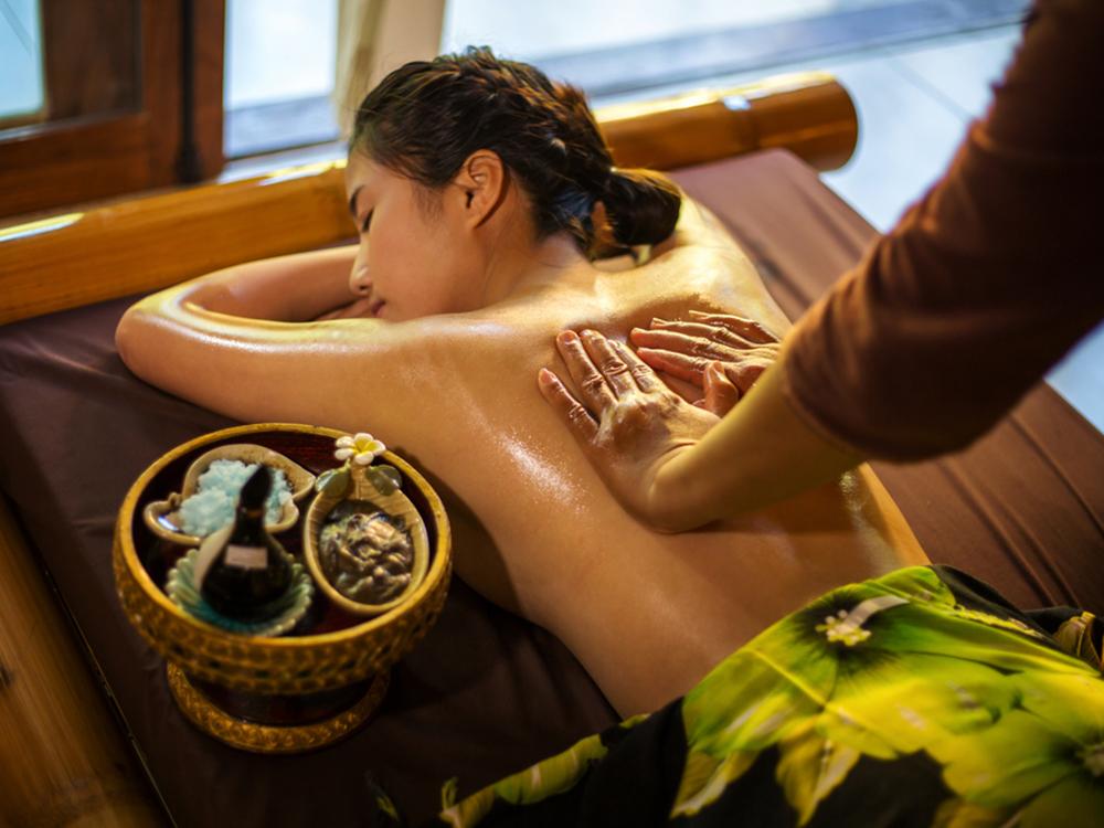 Perawatan Tubuh Tradisional
