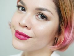 Lipstik Pink Fuchsia dari Brand Lokal