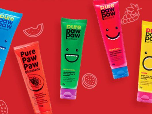 Memanfaatkan Pure Paw Paw Ointment