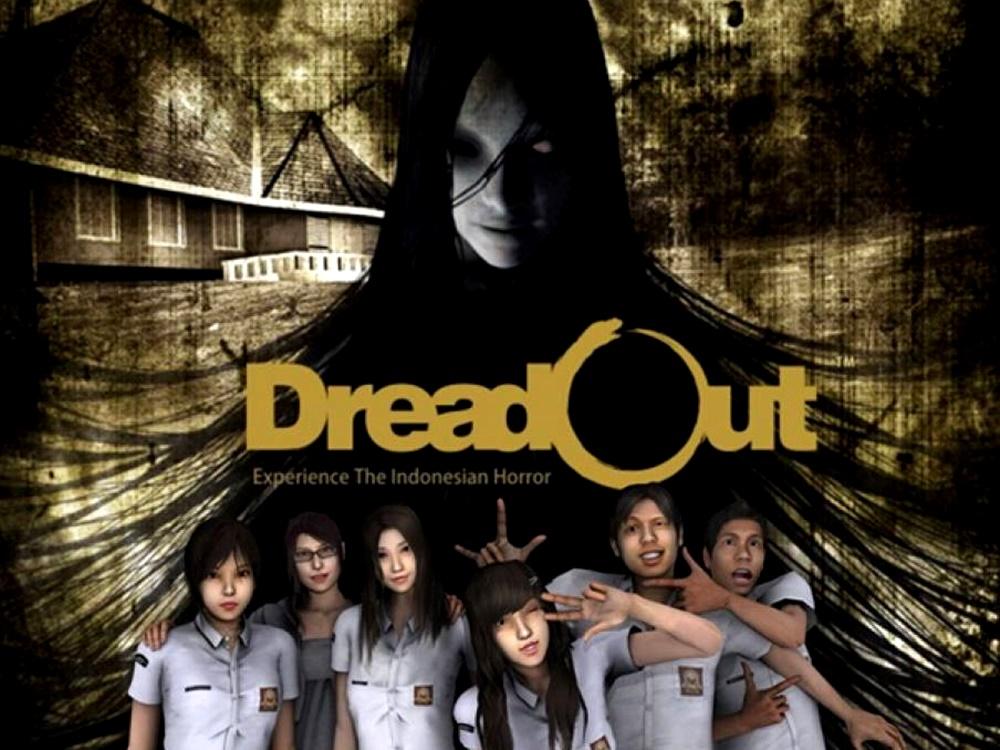 DreadOut Game Horor Lokal