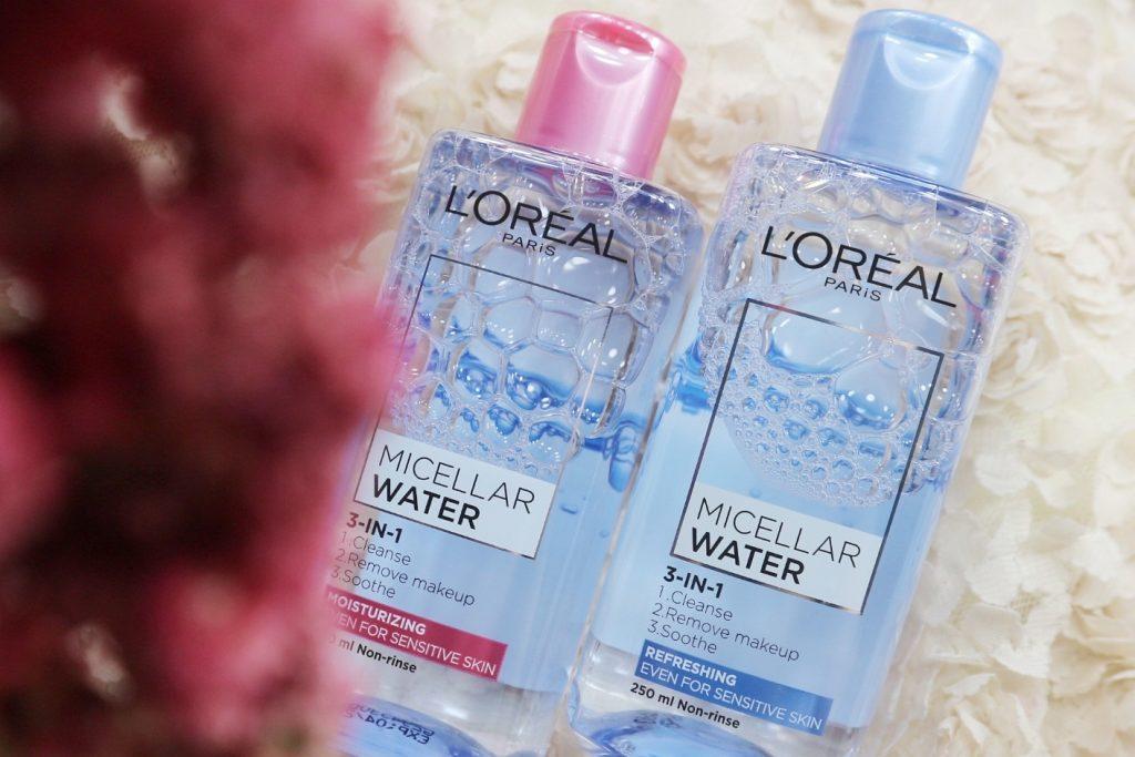 L'Oreal Paris Micellar Water