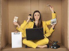 5 Efek Buruk Multitasking