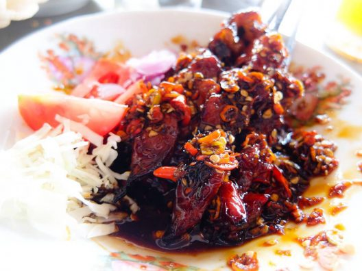 Kuliner Pedas Khas Yogyakarta