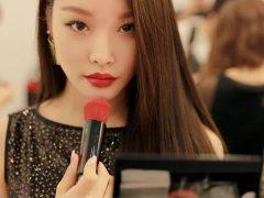 Shiseido gaet penyanyi Korea
