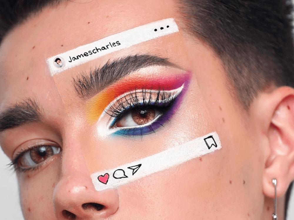 Instaception Makeup