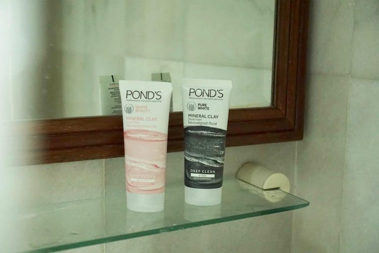Ponds Clay Foam