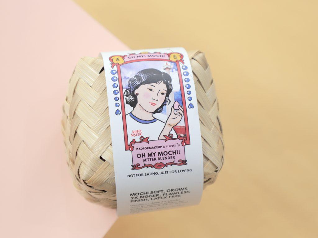 Oh My! Mochi Blender