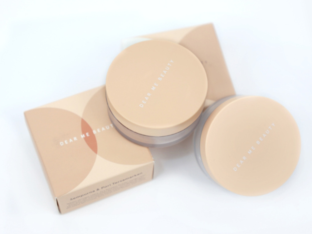 Dear Me Beauty Airy Poreless Powder