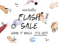 Sociolla Flash Sale