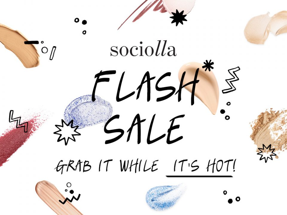 Sociolla Flash Sale