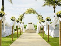 Hal yang Harus Diperhatikan untuk Pernikahan Outdoor