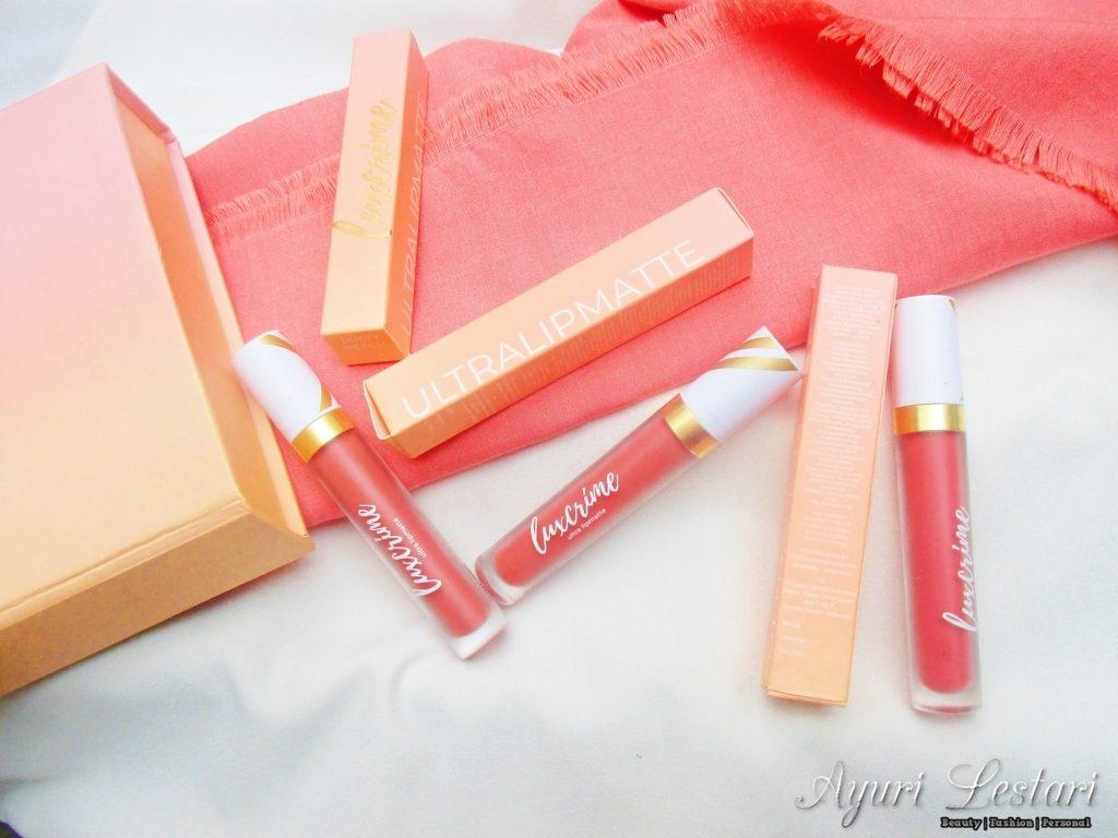 Luxcrime Ultra Lip Matte