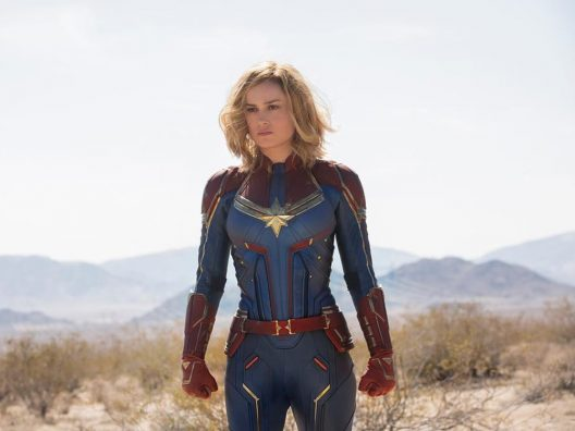 Fakta Menarik Film Captain Marvel