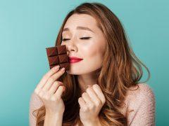 Lipstik dengan Aroma Cokelat