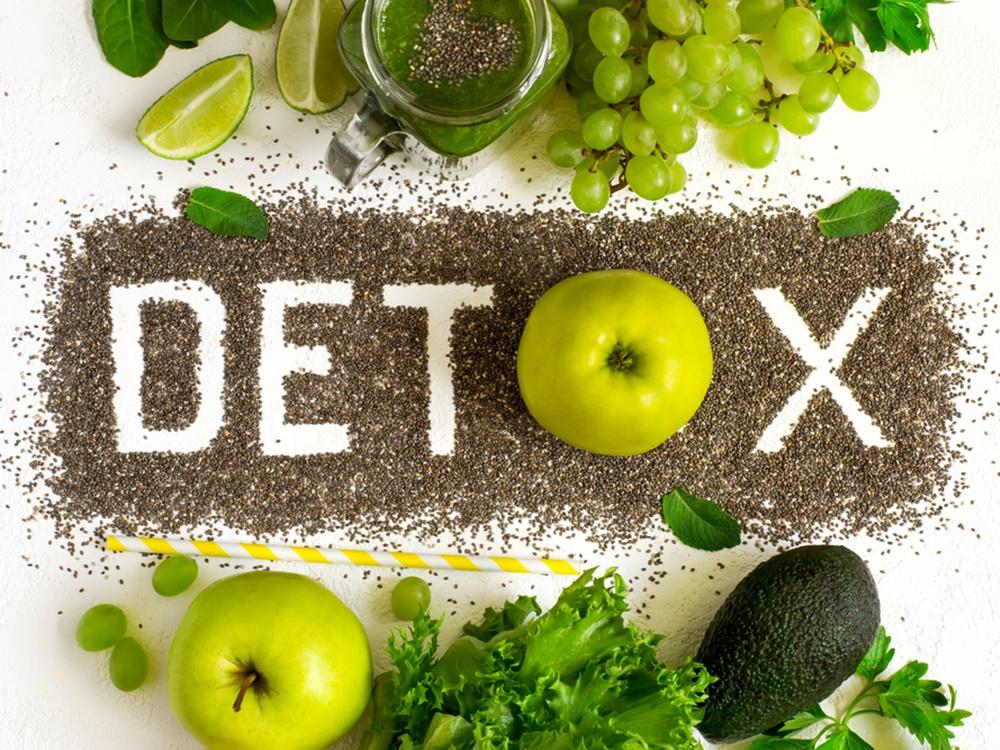 detoksifikasi tubuh secara alami