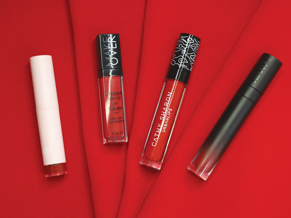 Lipstik Merah Favorit Tim Editorial Beauty Journal