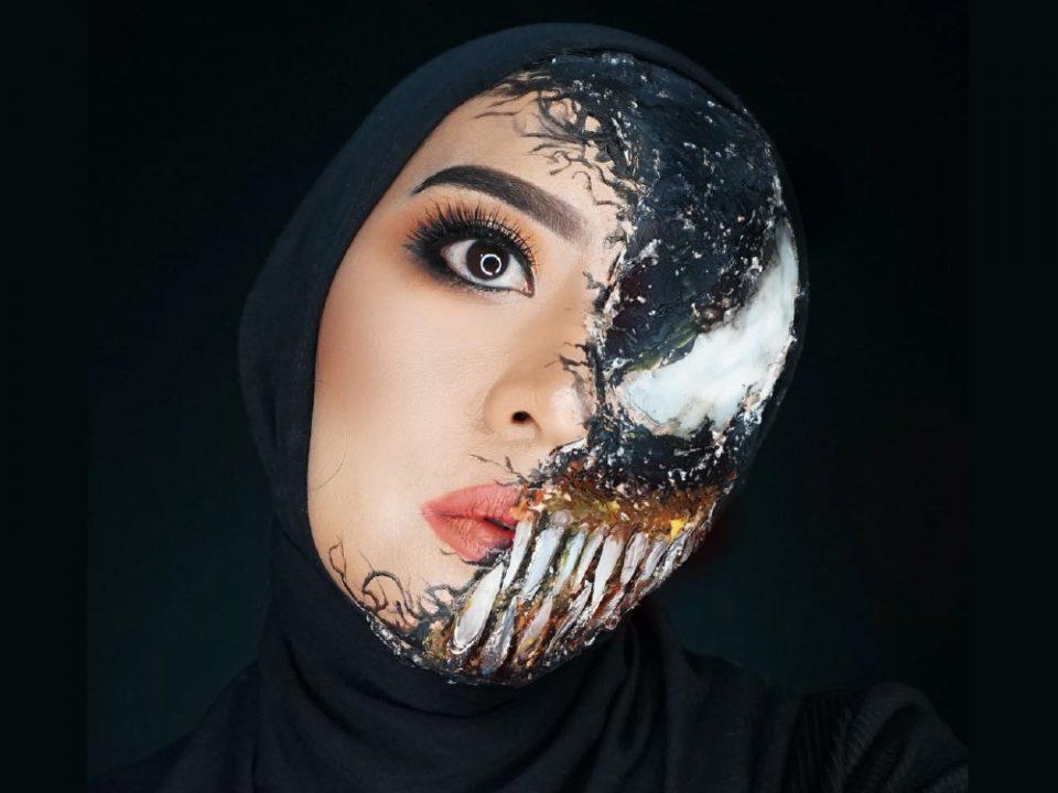 Inspirasi Makeup Halloween