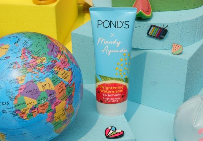 Pond's x Maudy Ayunda