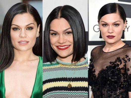 Berbagai Tampilan Makeup dan Gaya Rambut Jessie J yang Menarik untuk Ditiru 9d9f1cce72