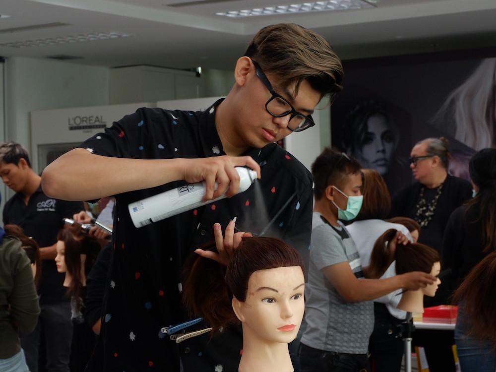 L'Oréal Professionnel JFW 2019