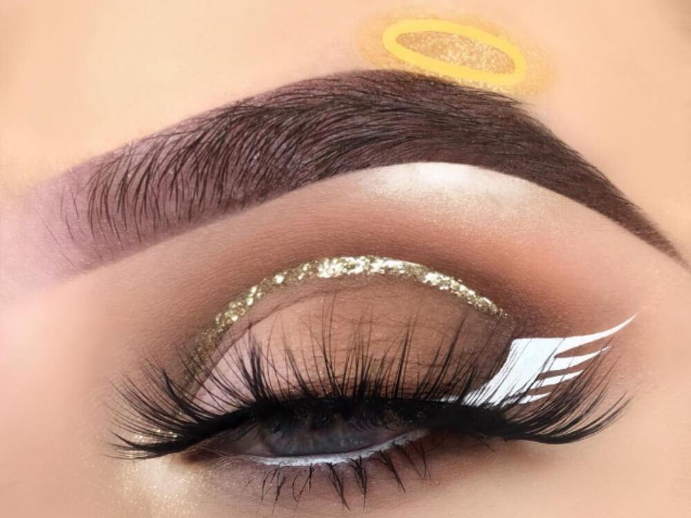 Inspirasi Makeup Mata untuk Halloween