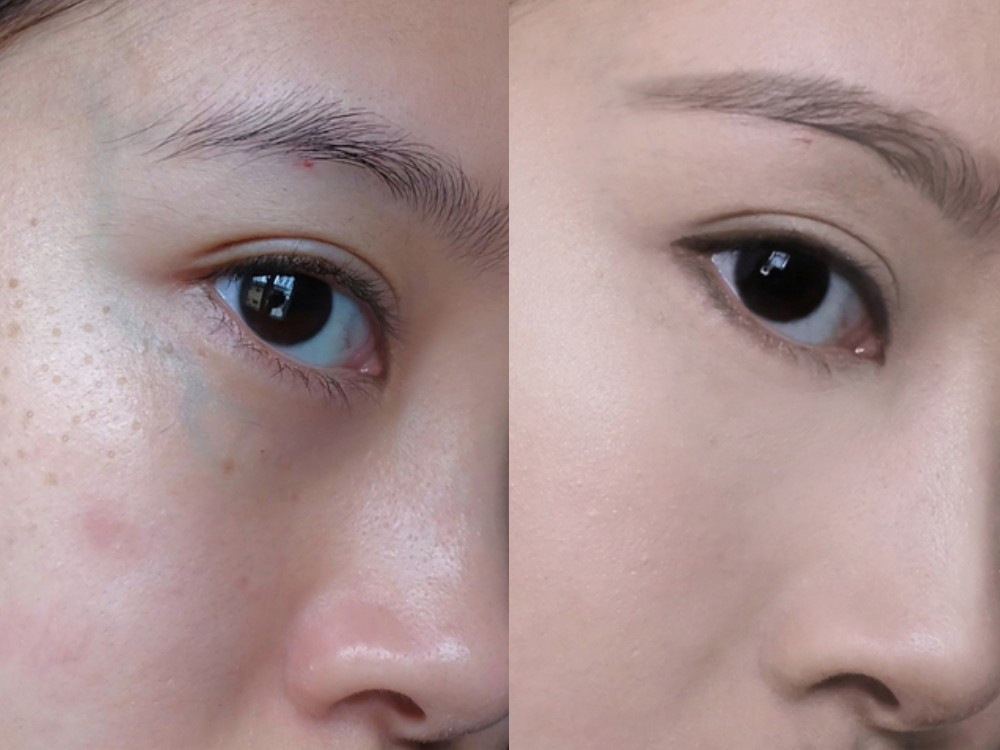 kesalahan color correcting