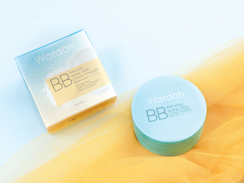 Wardah BB Everyday Shine Free Loose Powder