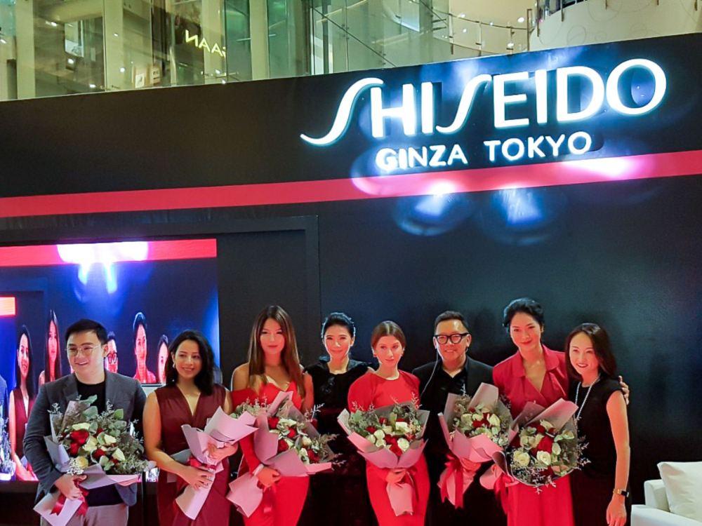 Shiseido Makeup Big Bang