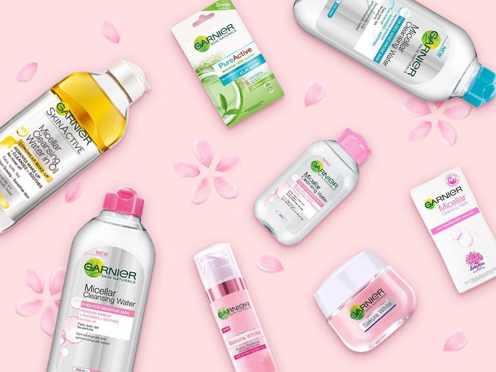 Skin Care dari Garnier