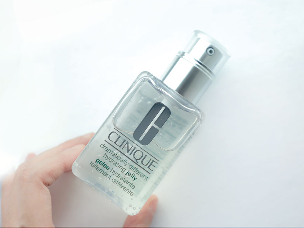 Review Clinique Dramatically Different Hydrating Jelly