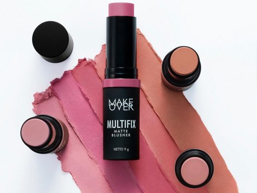 MAKE OVER Multifix Matte Blusher