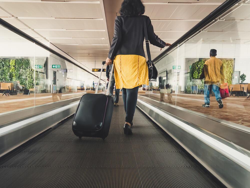 Tips Tidak Menghabiskan Waktu di Bandara
