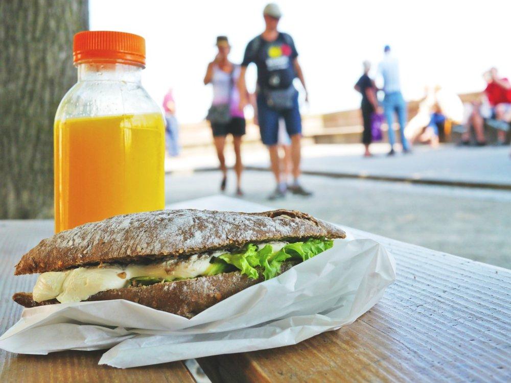 aturan makan sebelum berolahraga